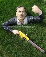 Leatherface Grave Walker Prop