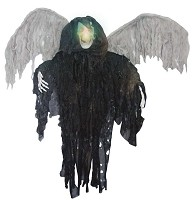 3 Ft Color Changing Winged Reaper