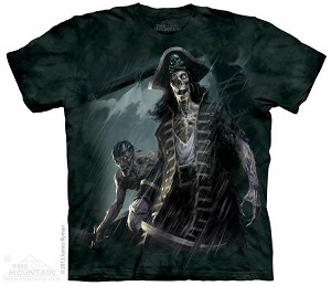 Zombie Captain T-Shirt