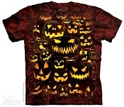 Jack O'Lanterns Galore T-Shirt