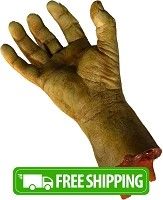 Zombie Cut Off Left Hand Prop