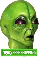 1950's Retro Alien Mask