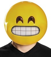Grin Mask- Emoticon