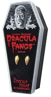 Dracula House Gold Fangs- Large