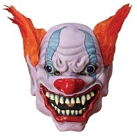 Berzerk Clown Mask