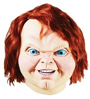 Child's Play 2 Chucky Mask
