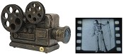 Animated Movie Projector Prop