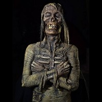 Monster Mummy Prop