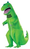 Reptar Inflatable Costume