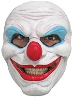 Creepy Smiles Economy Clown Mask