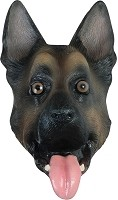 German Shepherd Mask