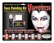Wolfe Brothers Vampires Makeup Kit