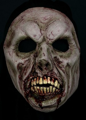 Zombie 7 - Face Mask