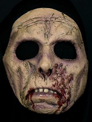 Zombie 8 - Face Mask