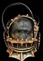 SAW - Reverse Bear Trap Mask