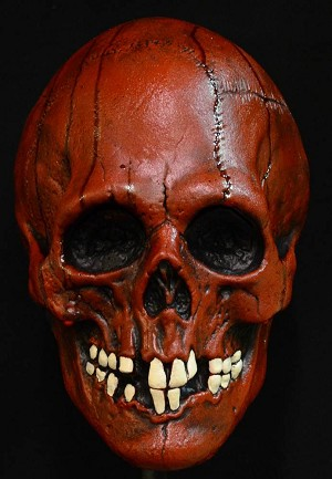 Nightowl Blood Skull Mask