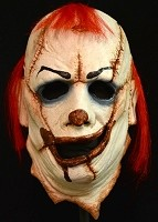 The Clown Skinner - Face Mask