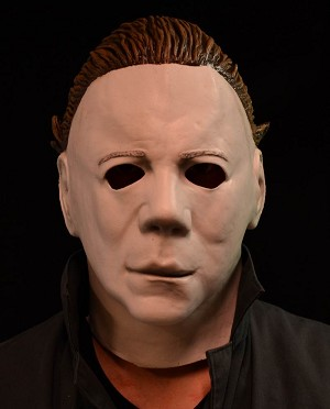 Official Michael Myers Halloween II Economy Mask