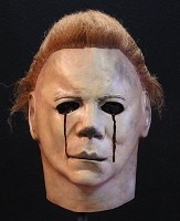 Official Michael Myers Halloween II Blood Tears Mask