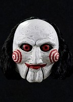 Saw Billy Puppet Mask - Jigsaw