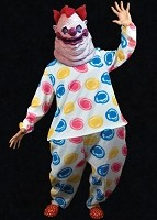 Killer Klowns Fatso Costume