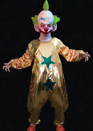 Killer Klowns Shorty Costume