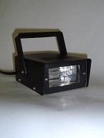 DJ Mini Strobe with 120V