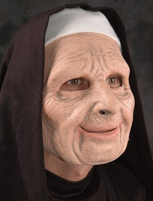 Nun For You Mask