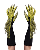 Dragon Gloves Green