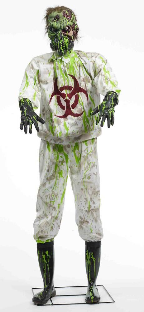 Biohazard Lab Zombie