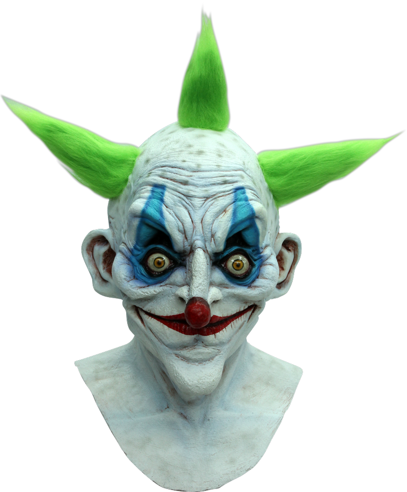 Old Clown Mask