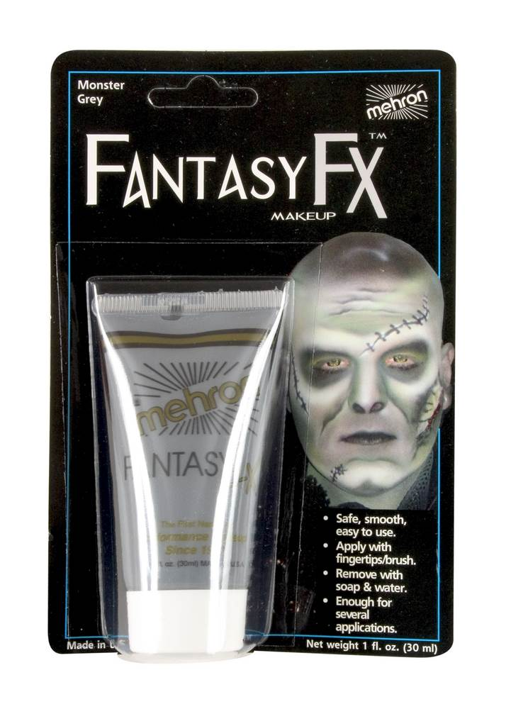 Mehron Fantasy F-X - Monster Grey