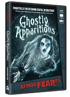 AtmosfearFX Ghostly Apparition DVD