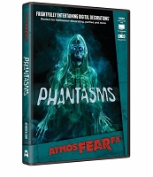 AtmosfearFX Phantasms DVD