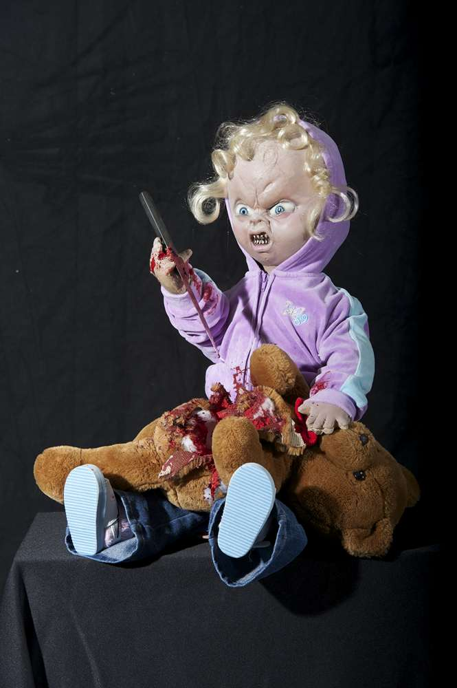 Bad Doll Animatronic