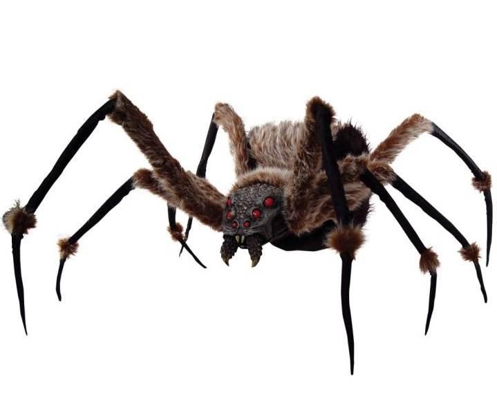 Monstrous Spider Halloween Prop