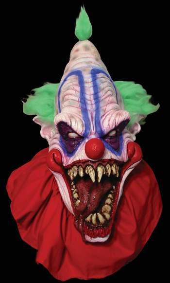 big top clown mask