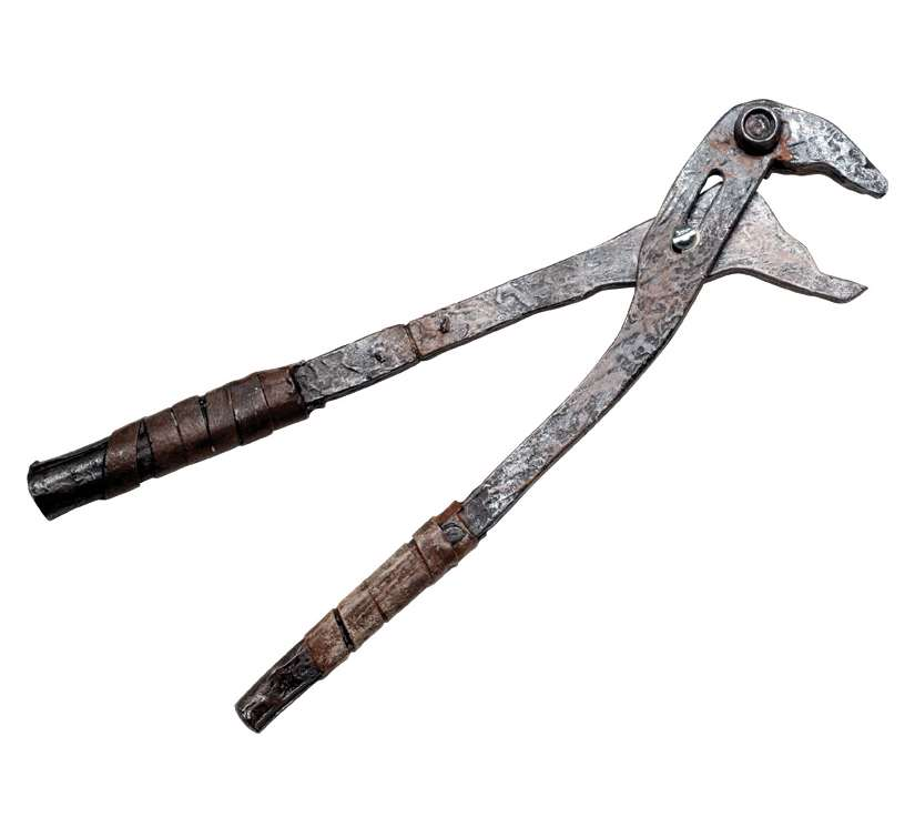 Wrenched Weapon Halloween Prop