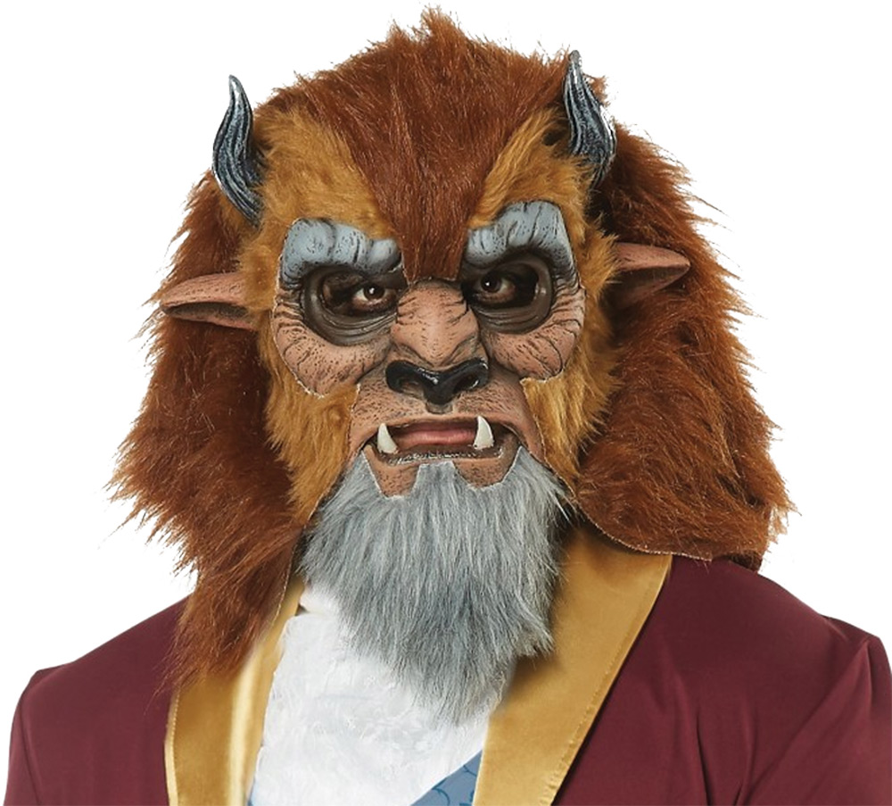 Story Book Beast Mask
