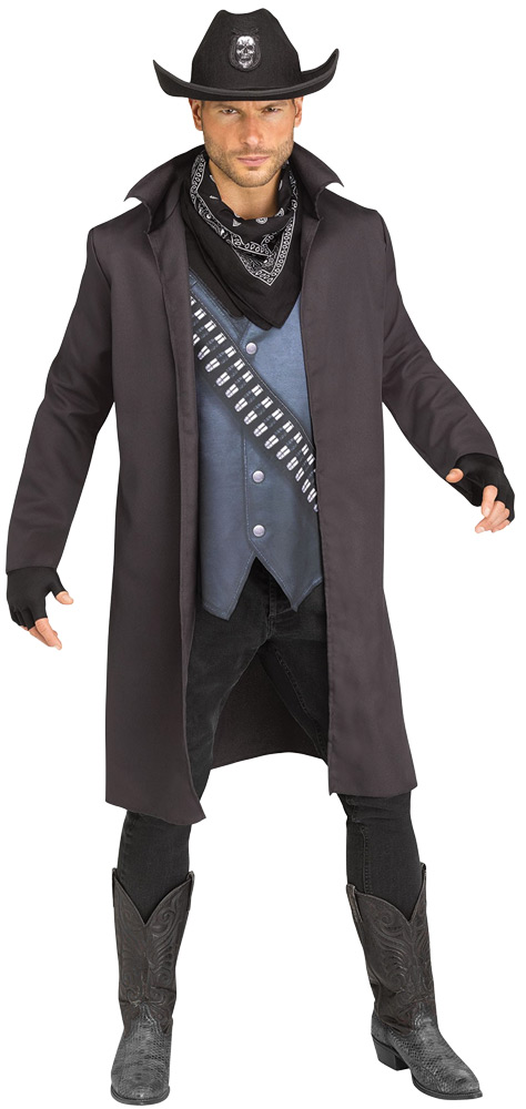 Evil Outlaw Costume Adult