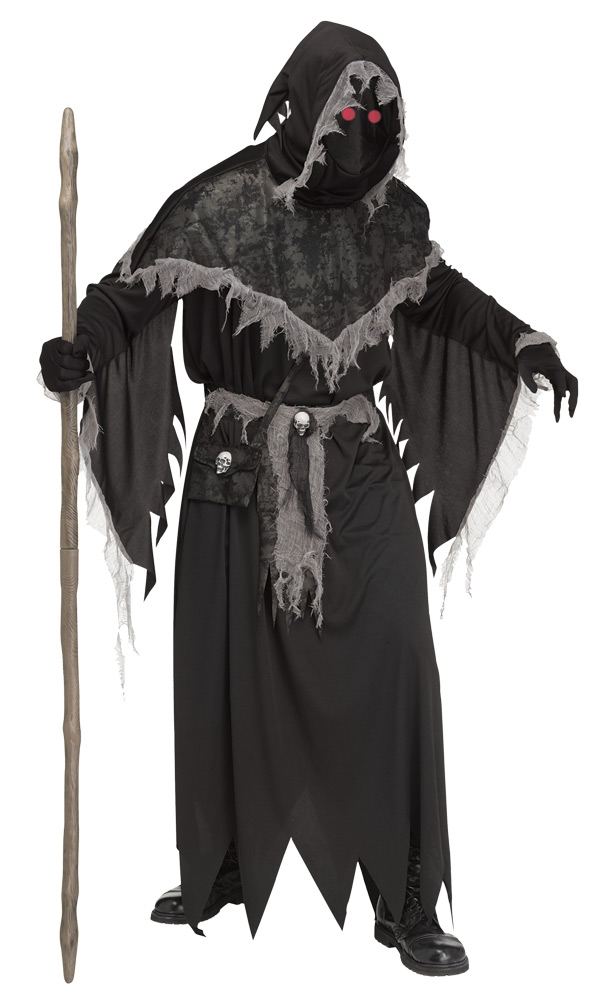 Warlock Fade In And Out Adult Costume