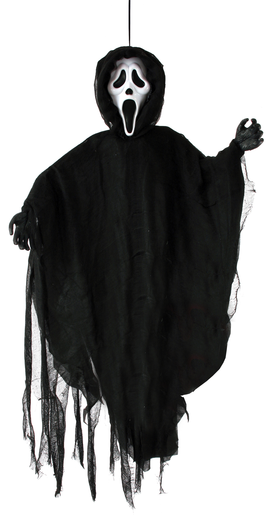 3ft Ghost Face Hanging Figure