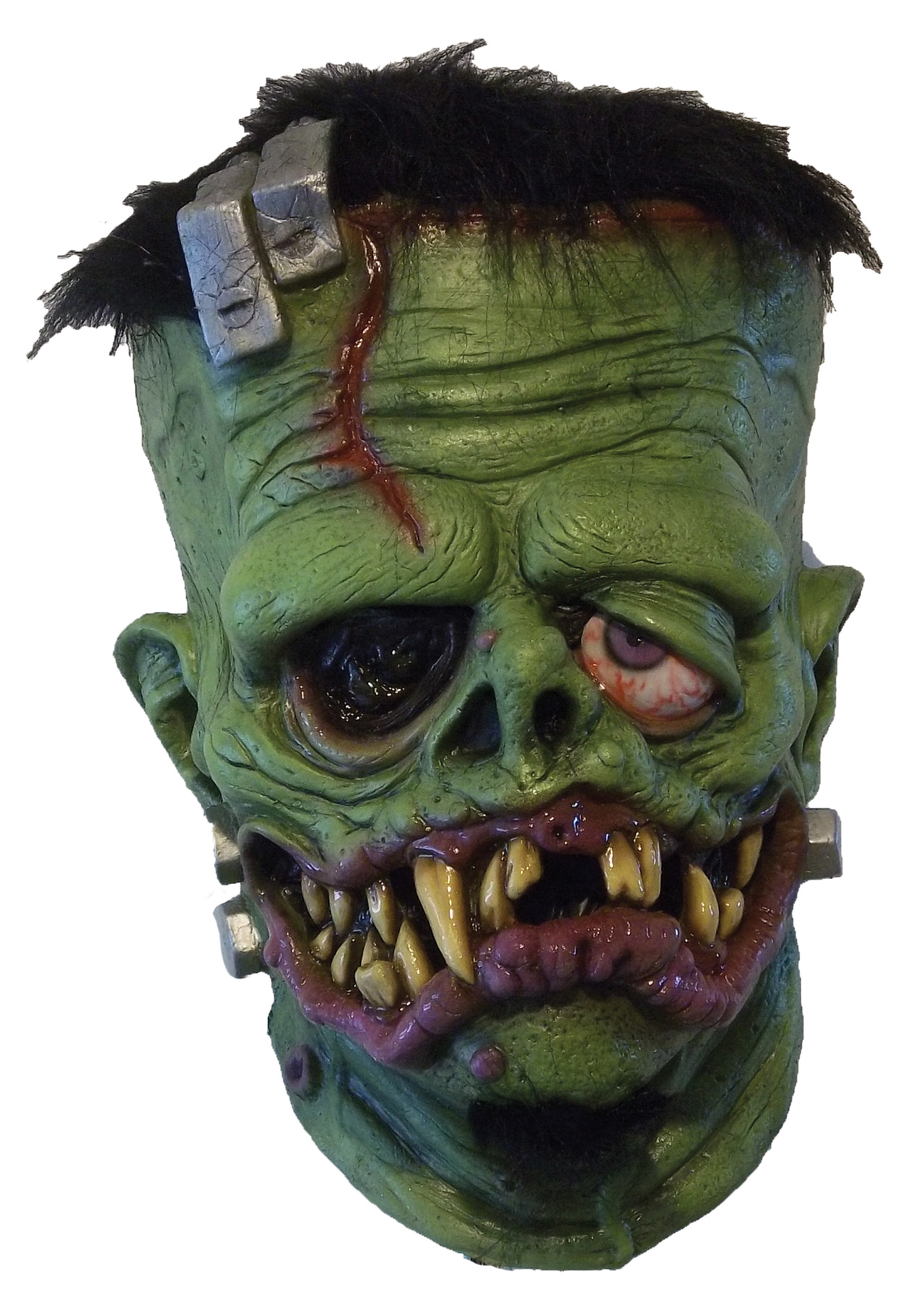 Contact Us Icon >> FrankenFink Mask