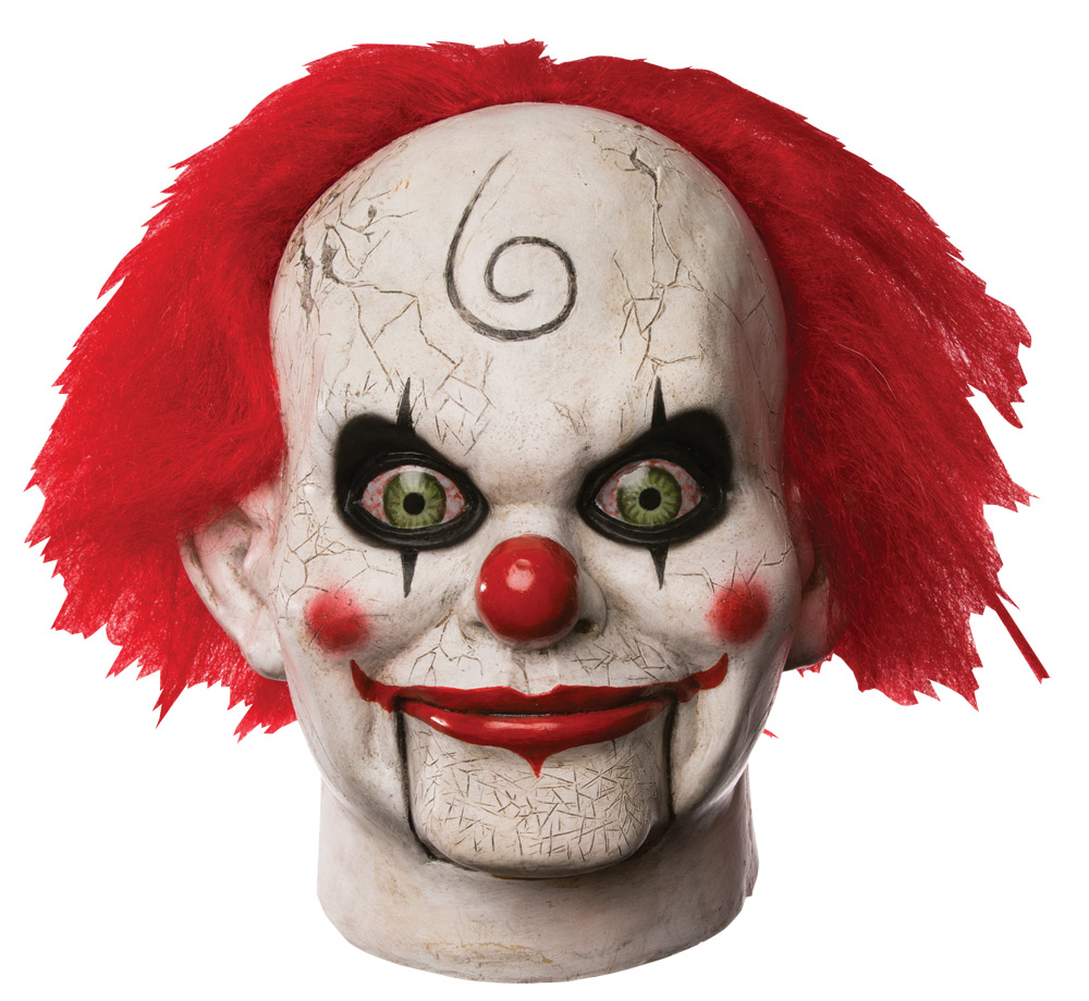 Mary Shaw Clown Puppet Mask- Dead Silence