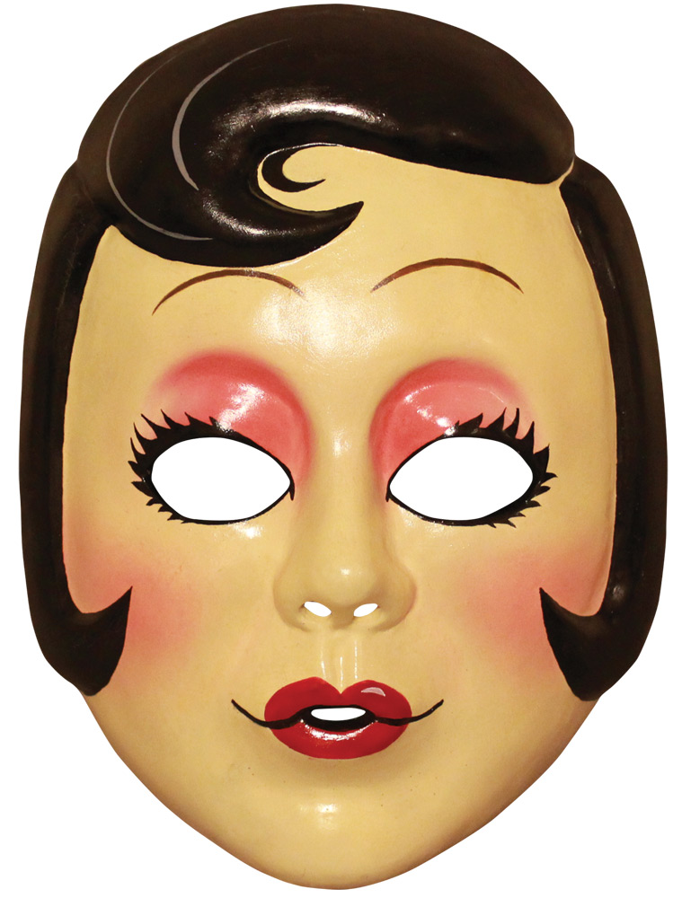 Pin Up Girl Mask- The Strangers