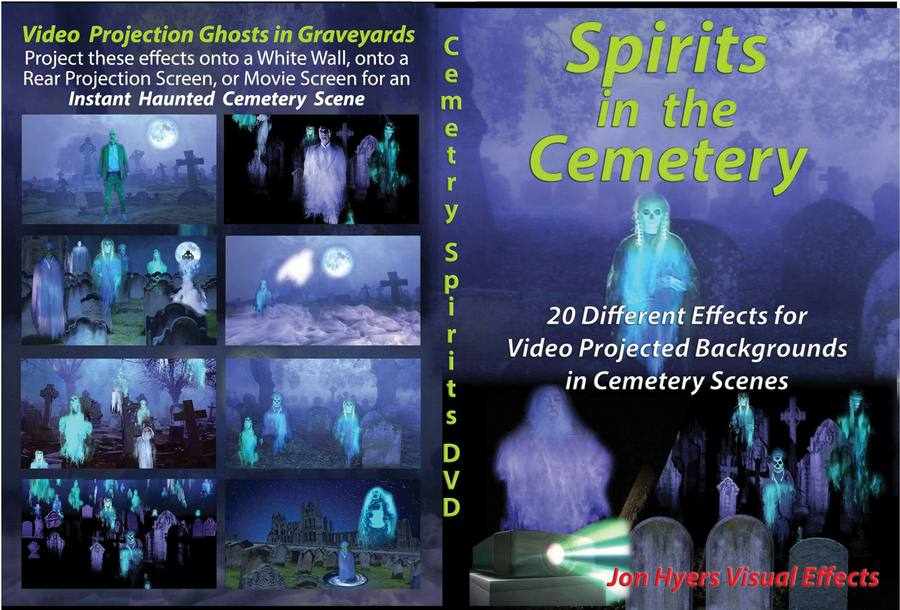 spirits in cemetery special fx dvd