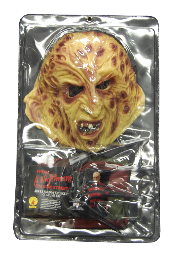 Freddy Krueger Economy Adult Costume Set