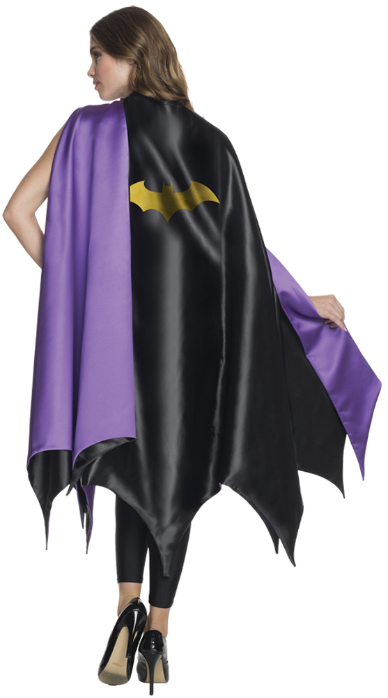 Deluxe Bat Girl Adult Cape