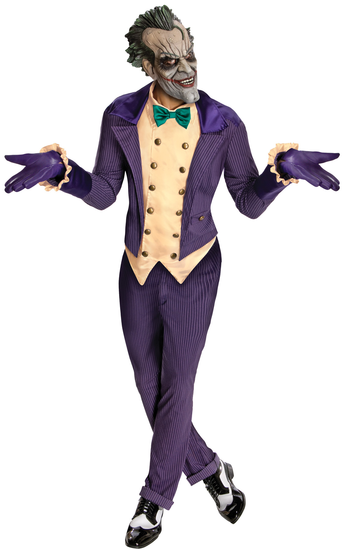 Arkham City Adult Joker Costume