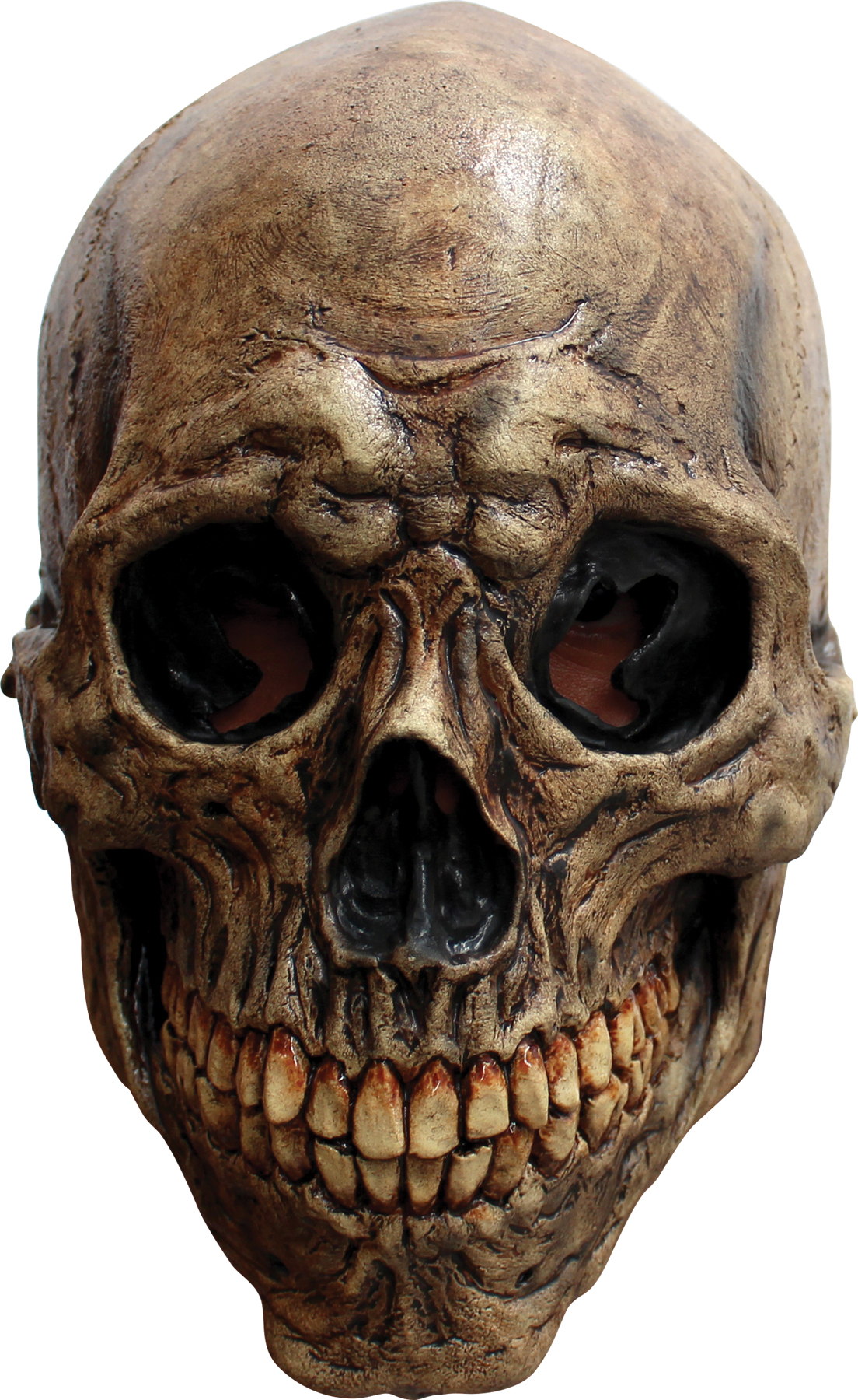 About >> Ancient Skull Mask